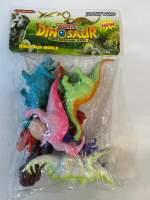 Set dinozauri la punga seria Soft