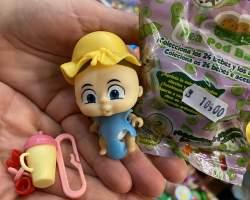 Pea Pod Babies pachet surpriza Replica