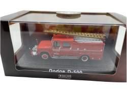 Macheta Pompieri Dodge D500 Vannasche scara 1/72