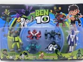 Set figurine Ben 10 - Grey Matter