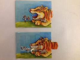 Felicitari hazlii tigru