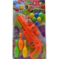 Pistol  cu bile pentru copii