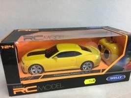 Masina Radiocomanda Chevrolet Camaro Zl1 scara 1/24