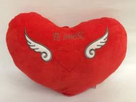 Inima rosie cu aripi