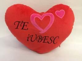 Inima rosie Te iubesc V2