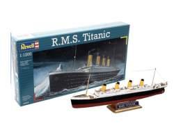 Kitt Vapor Titanic revell scara1:1200