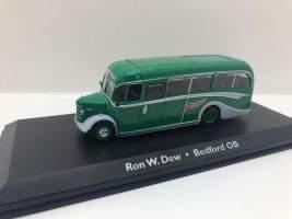 Macheta autobuz Ron W Dew Bedford OB