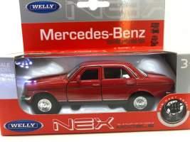 Macheta Mercedes- Benz w123 1/32