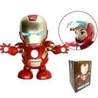 Jucarie dansatoare superhero Iron Man