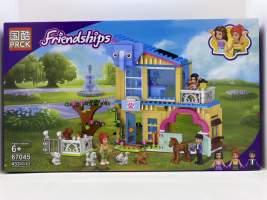 Lego gen Friends casa 67045