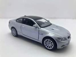 Macheta BMW M3 coupe, gri 1/36