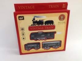 Trenulet vintage cu sina