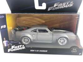Macheta Fast and Furious Dom's Ice Charger Fast 8
