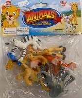 Set animale salbatice amuzante