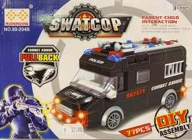 Lego masina de politie 89-204b