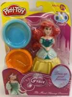 Plastilina play-toy cu Ariel