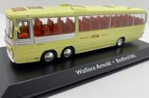 Macheta autobuz Wallace Arnold Bedford Val