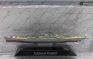 Macheta metal battleship Admiral Hipper