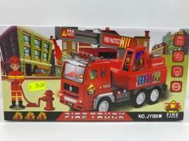 Masina de pompieri cu brat extensibil