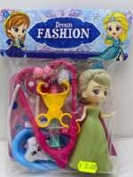 Set Ana Frozen cu accesorii doctor