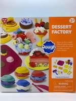 Set plastilina Playgo: Fabrica de dulciuri