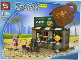 Lego S-Girls SY6568B - cafea