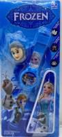 Ceas electronic Frozen - Elsa