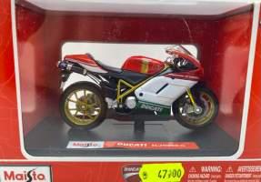 Macheta motocicleta Ducati 1098s 1/18