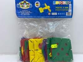 Set lego rotodisc