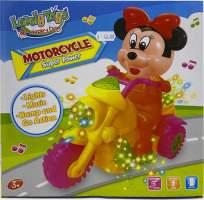 Jucarie Minnie Mouse motocicleta cu sunet si lumini