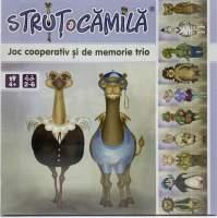 Joc cooperativ si de memorie trio - Strutocamila