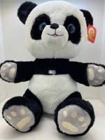 Urs panda cu ochi albastri de plus 50cm
