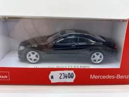 Macheta Mercedes benz cl63 amg, Negru
