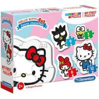Puzzle Clementoni Hello Kitty 4 in 1 Supercolor