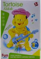 Jucarie broscuta testoasa cu chitara