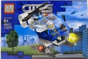 Lego elicopter politie 65013