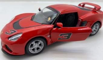 Macheta 2012 Lotus Exige S rosu 1/36