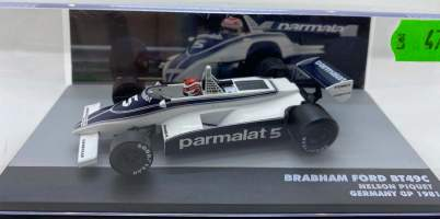 Macheta 1981 Brabham bt49c 1/43