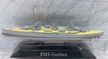 Macheta vapor 1911 SMS Goeben Battlesship