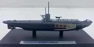 Macheta Submarin 1940 u59
