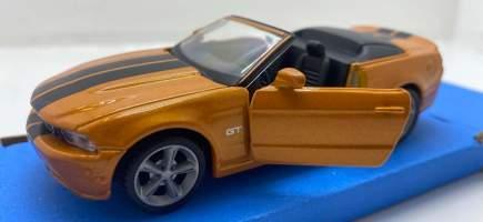Macheta 2010 Ford Mustang gt cabriolet 1/36