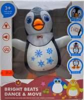 Jucarie pinguin dansator