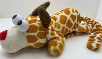 Jucarie interactiva girafa