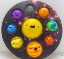 Jucarie Sistem Solar Dimple