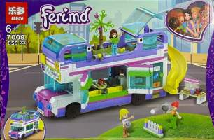 Lego Friends - Autobuzul prieteniei 7009
