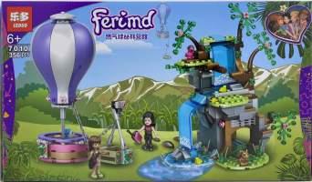 Lego Friends Balon de aer cald 7010