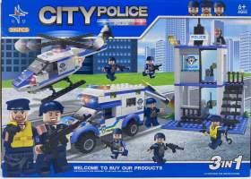 Lego politie 3 in 1