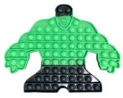 Jucarie antistres, Pop It forma Hulk