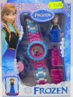 Ceas Frozen Anna - lego