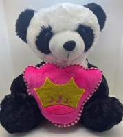 Urs panda cu pernuta